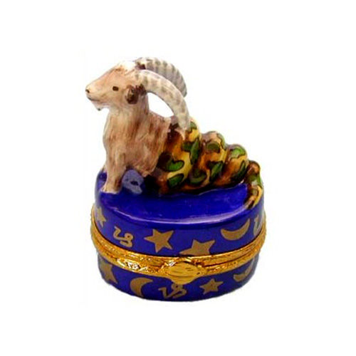 Artoria Zodiac - Capricorn Limoges Box