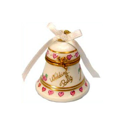 Artoria Wedding Bell Limoges Box
