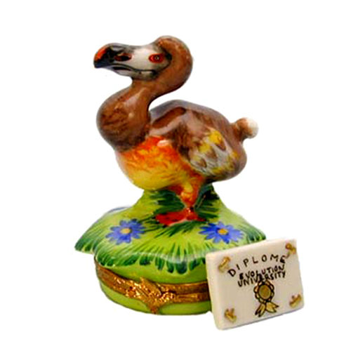 Artoria Dodo Bird Limoges Box