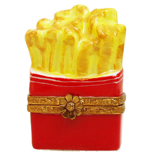 Artoria French Fries Limoges Box