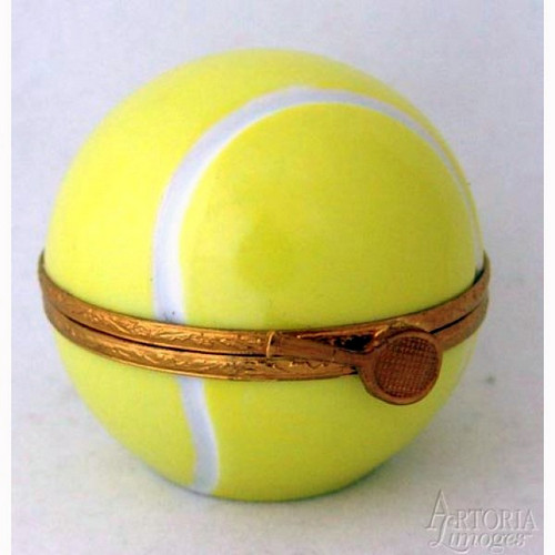 Artoria Tennis Ball Limoges Box