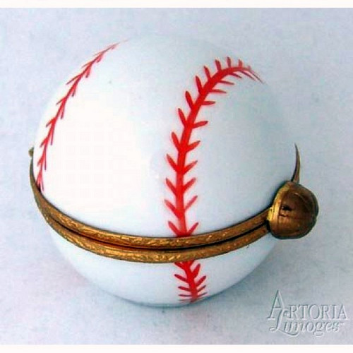 Artoria Baseball Limoges Box