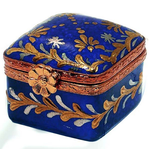 Artoria Mini Square Limoges Box