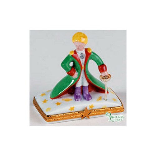 Artoria The Little Prince Limoges Box