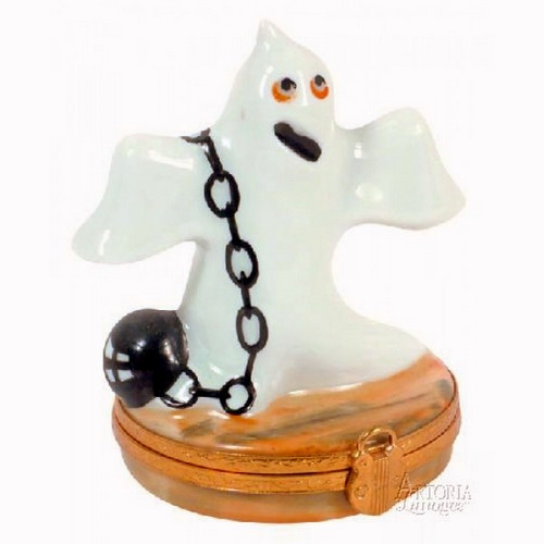 Artoria Ghost Limoges Box