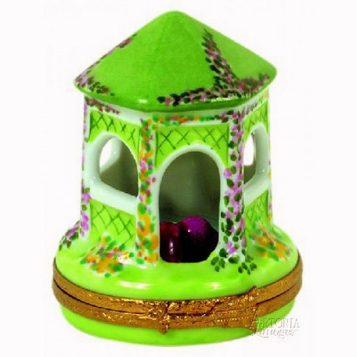 Artoria Garden Gazebo Limoges Box