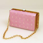 Rochard Pink Evening Bag