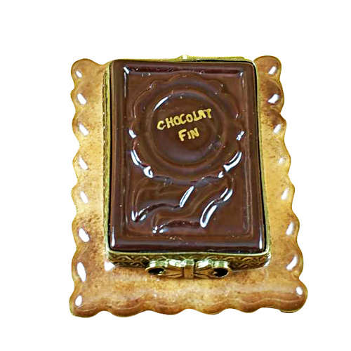Rochard Petit Beurre Chocolate Limoges Box
