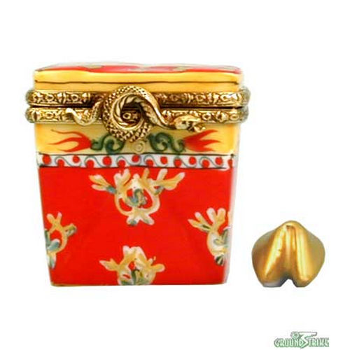 Rochard Chinese Takeout Limoges Box
